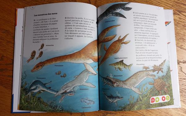 dinosaures Tiptoi Ravensburger