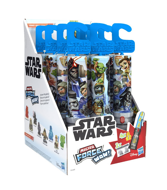 STAR WARS MICRO FORCE WOW