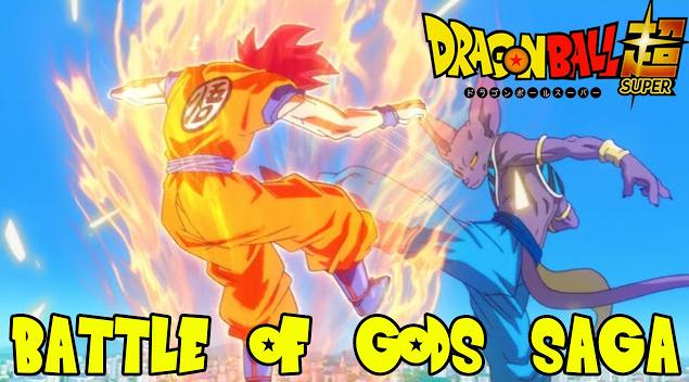 Download Dragon Ball Z: Battle of Gods Hindi Subbed Full Movie [HD]