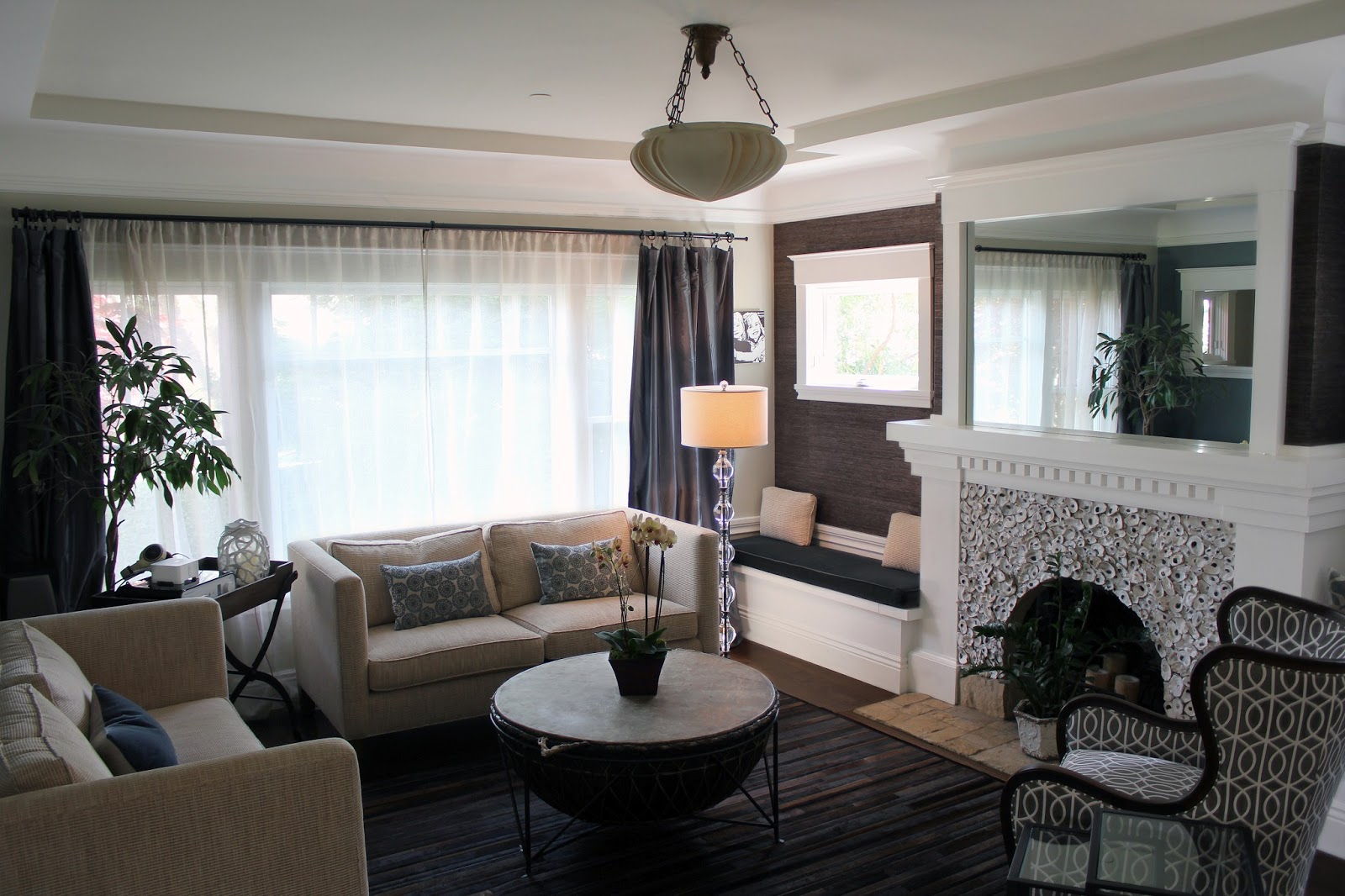 Interior Solutions: A Living Room Design