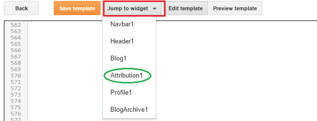 hide-remove-blogger-attribution-gadget