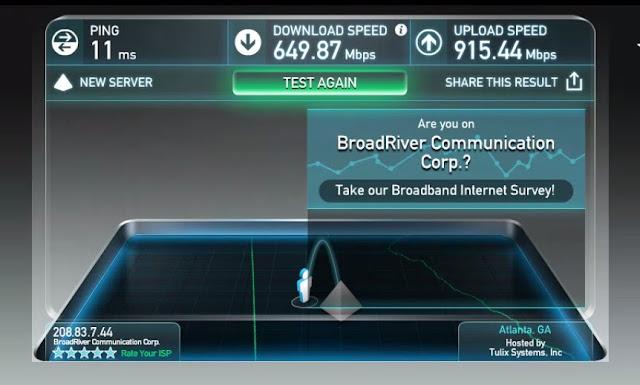 موقع يمنح لك سرعة أنترنت كبيرة جدا تصل 650mb/s من موقع Rabb.it