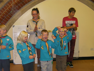 chief scout bronze award for badges bluebird presiding portsmouth scouts