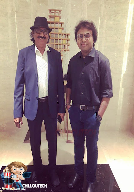 Imman with father