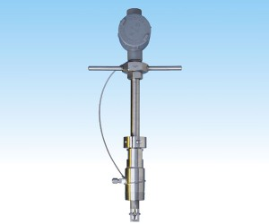 Hoffer HP Series bi-directional insertion flowmeter