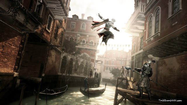 Link Tải Game Assassin's Creed II Miễn Phí