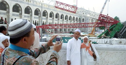 Kelakuan Jamaah Haji Indonesia Di Tanah Suci Sering Bikin Geleng-geleng Kepala