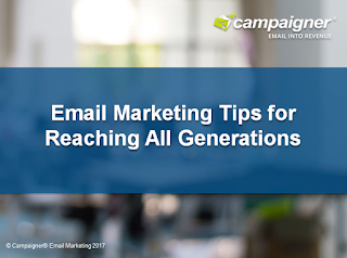 [Recorded Webinar] Email Marketing Tips for Reaching All Generations