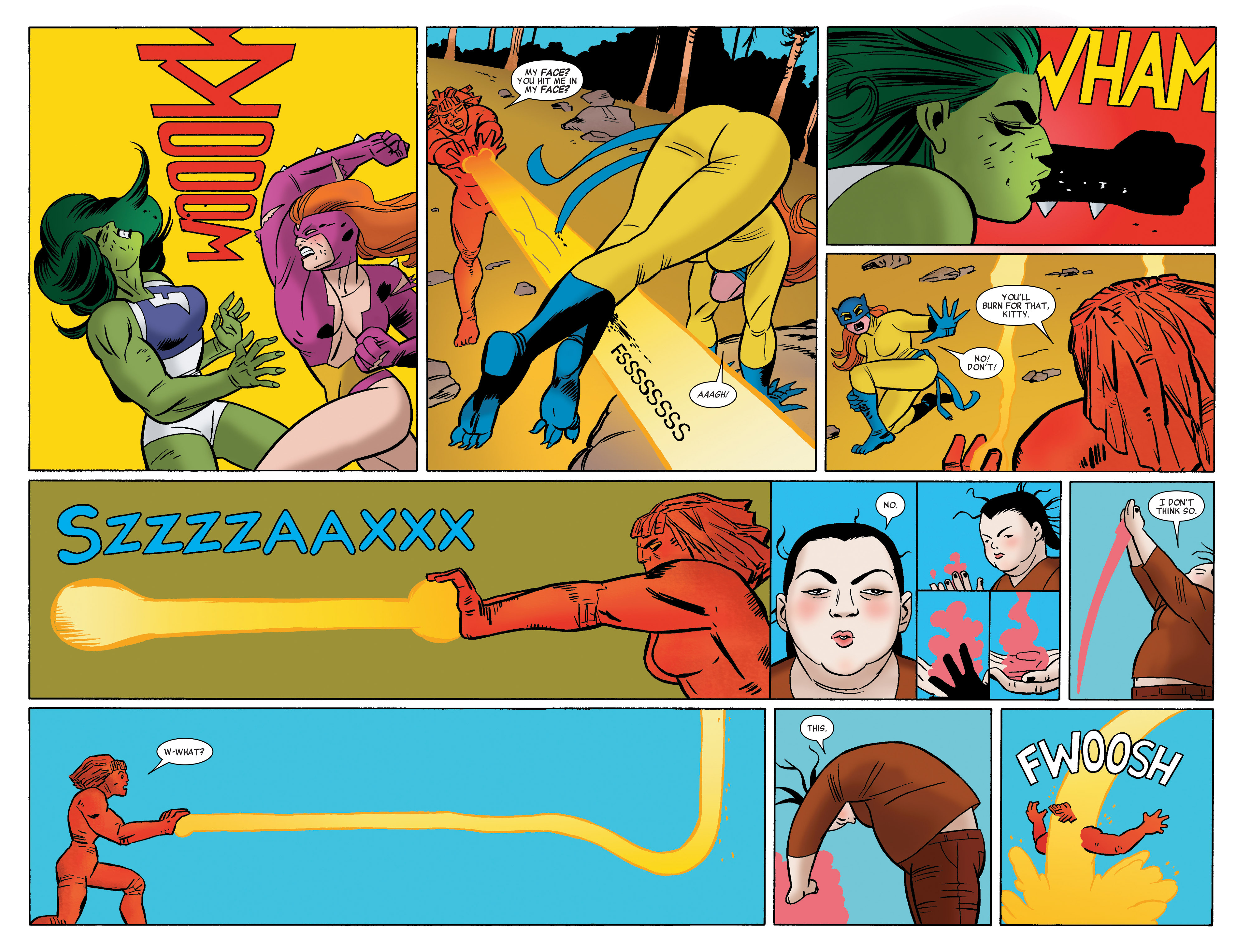 Read online She-Hulk (2014) comic -  Issue #11 - 11