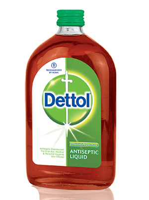 My Review Dettol Antiseptic Liquid A Pure Indian