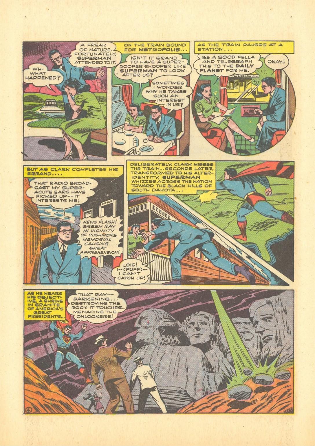 Action Comics (1938) 56 Page 4
