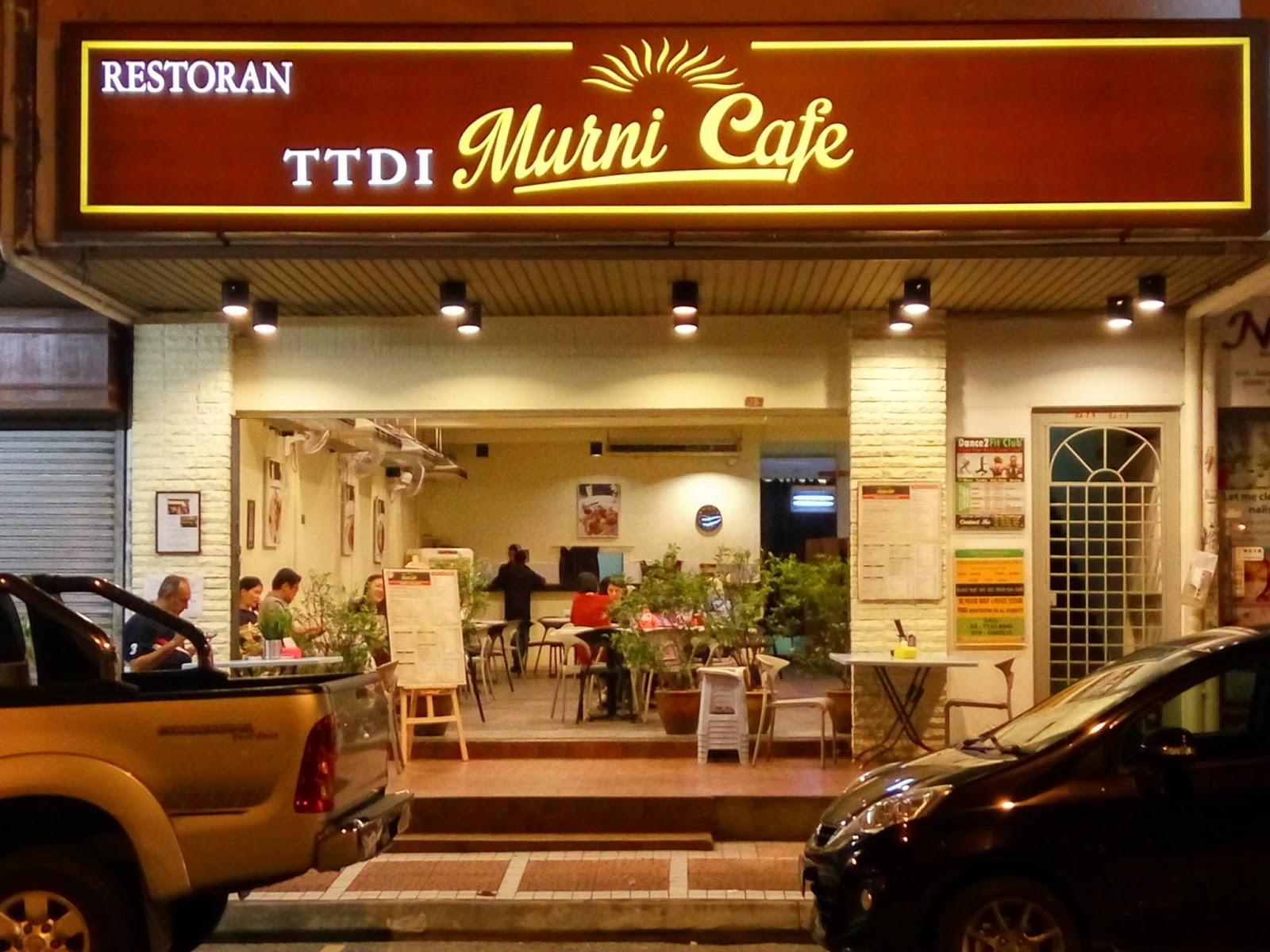 [Food review] TTDI Murni Kafe @ Taman Tun Dr Ismail