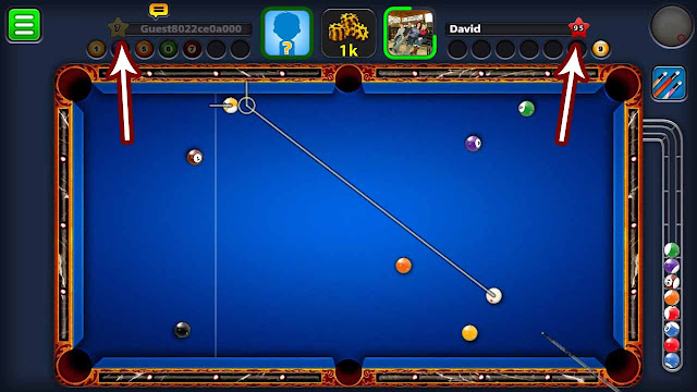 cheat 8 pool gratis
