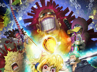 Download Movie One Piece: Heart of Gold (2016) HDTV Subtitle Indonesia