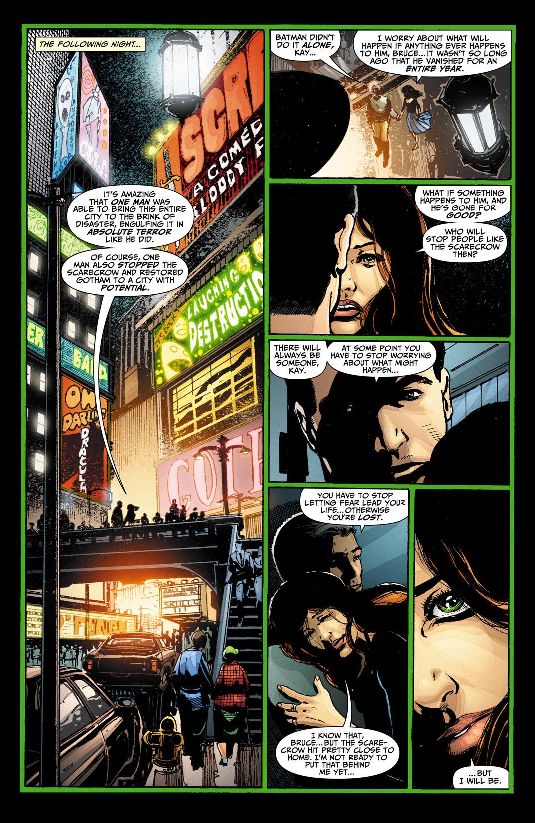 Detective Comics (1937) 836 Page 21