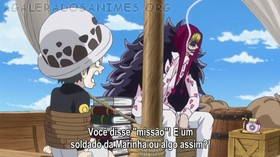 One Piece 703 assistir online legendado
