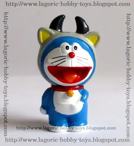 Doraemon Shio Kerbau