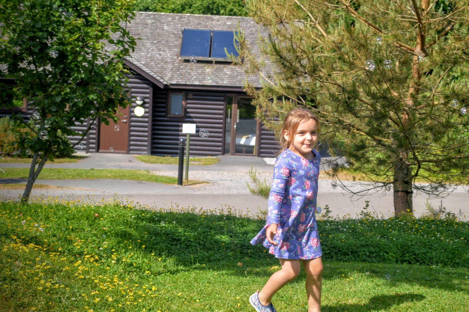 , A Weekend Stay at Bluestone , Pembrokeshire, Wales