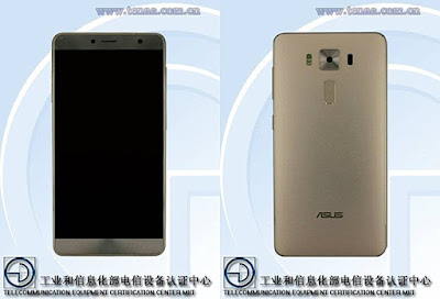 Two New Asus ZenFone 3 Models Leaks at TENAA