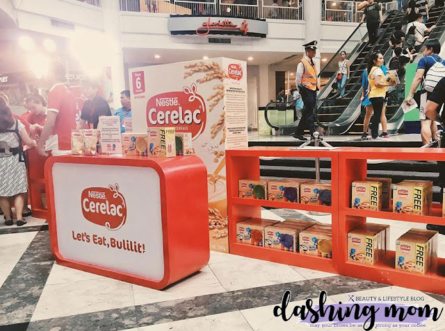 Cerelac Let's Eat Bulilit