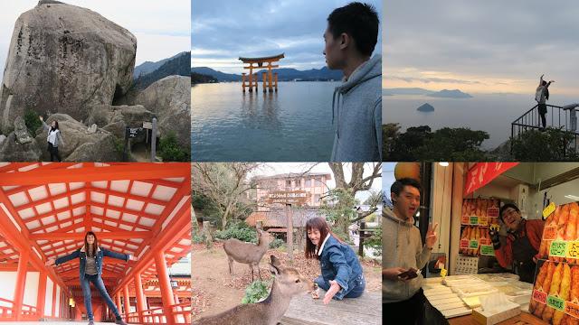 Miyajima Itinerary