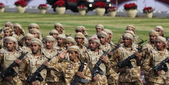 أقوي رد قطري علي الأزمة،قواتنا المسلحة علي أهبة الإستعداد