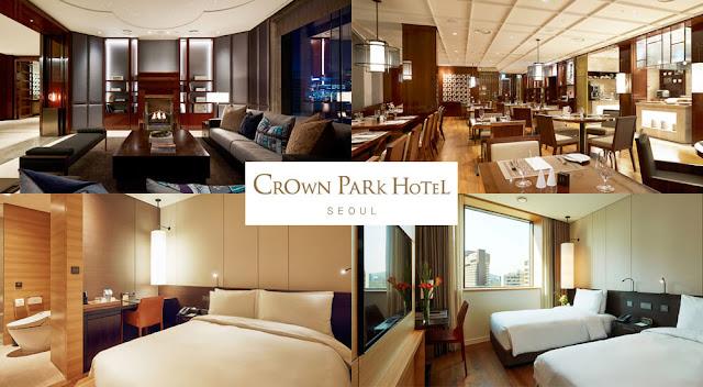 首爾皇冠花園酒店 Crown Park Hotel Seoul