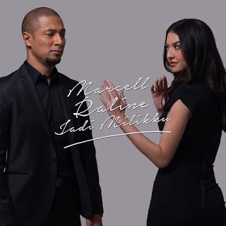 Lirik Lagu Marcell Siahaan (Feat. Raline Shah) - Jadi Milikku