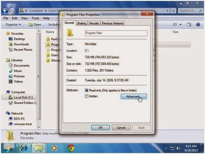 Cara Compress dan Decompress dengan NTFS Compression di Windows 7 & 8