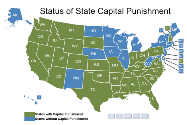 THE DEATH PENALTY IN THE