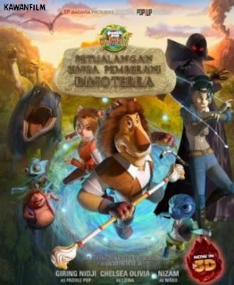 Petualangan Singa Pemberani Dinoterra (2014) WEB-DL Full Movie