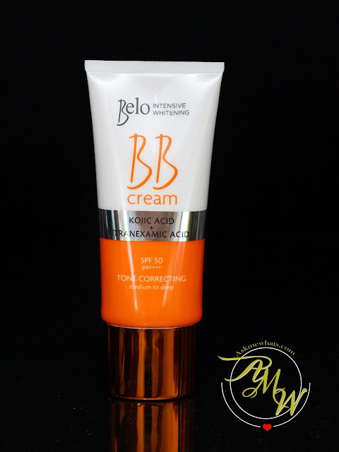 a photo of Belo Intensive Whitening Tone Correcting BB Cream