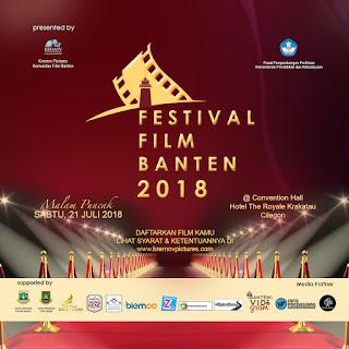Formulir Festival Film Banten 2018