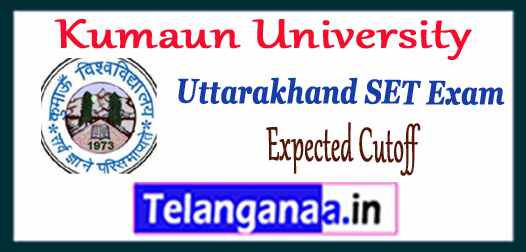 Uttarakhand State Eligibility Test Expected Cutoff 2017