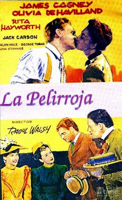 La pelirroja (1941) DescargaCineClasico.Net