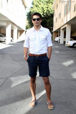Pantalones cortos de hombre