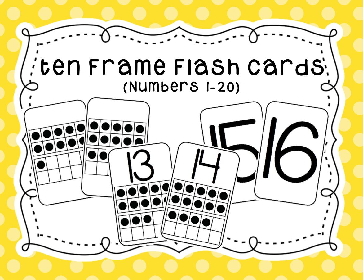 Mrs Ricca S Kindergarten Teen Numbers Amp Smartboard Freebie