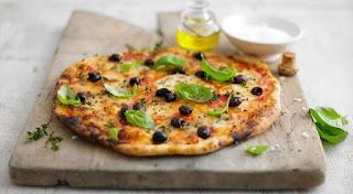 Délices  d'Annie pizza
