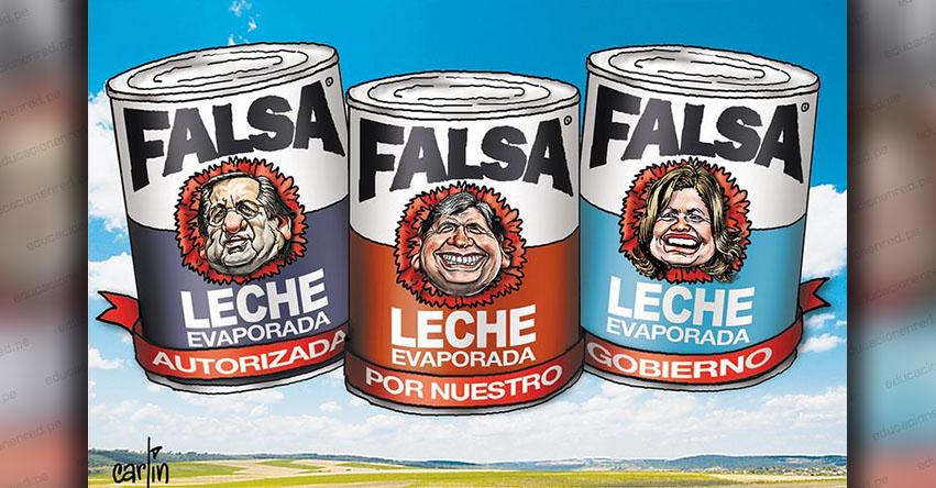 Carlincaturas Lunes 12 Agosto 2019 - La República
