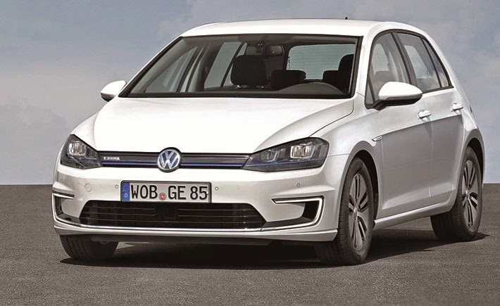 Desde principios de noviembre, Volkswagen comenzó la venta de su auto eléctrico e-Golf en el mercado de Estados Unidos. (Foto: Volkswagen)
