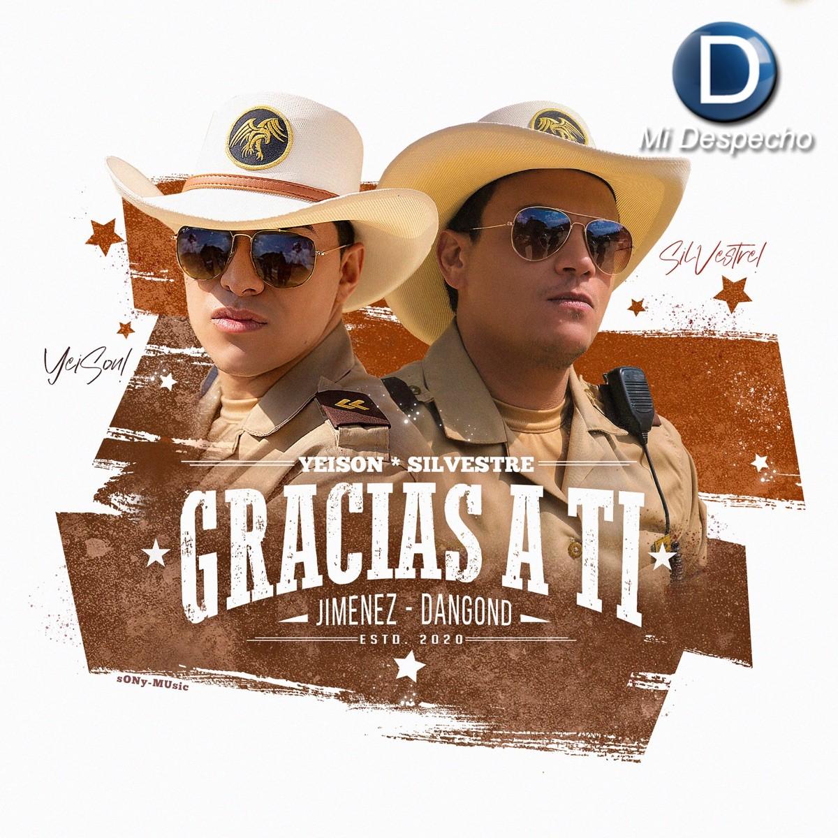 Yeison Jimenez & Silvestre Dangond Gracias A Ti Frontal