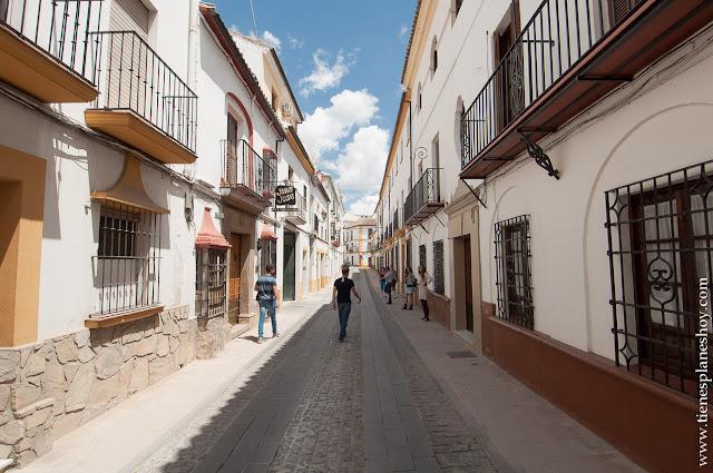 Calles Ronda viajar