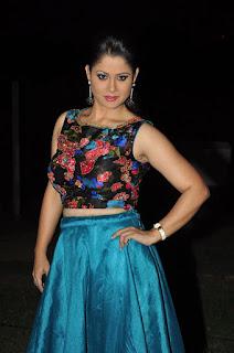 Anchor Shilpa Chakravarthy Latest Stills At Premikudu Movie Audio Launch  0013
