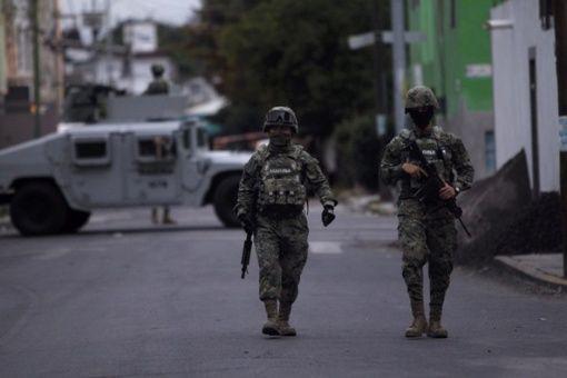 2017 fue el año más violento en la historia reciente de México