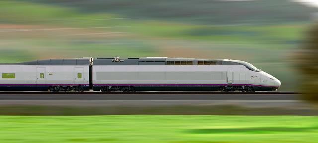 Wifi en los trenes AVE