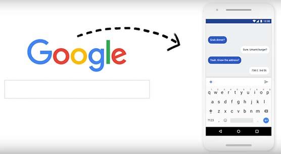 Gbord - The Google Keyboard Update Fitur Keren