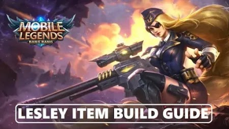 Build Lesley Mobile Legends Paling Sakit Terbaru
