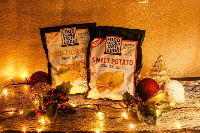 Tortilla chips by Food Should Taste Good - For more ideas on how to survive the Christmas period and festive season read my pre-Christmas gift guide.