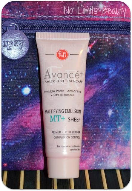 Ipsy Noviembre 2015 - Figs & Rouge Mattifying Emulsion & Pore Refiner
