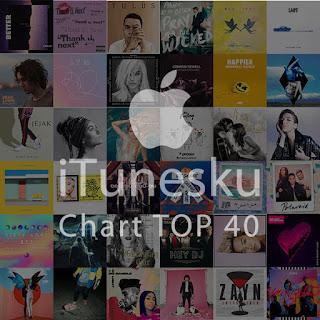 CHART TOP 40 Prambors Bulan Desember 2018